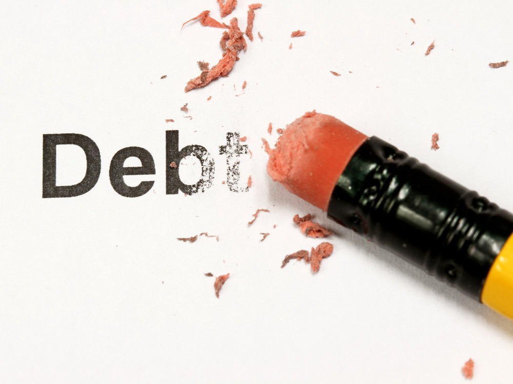 prescribed debt