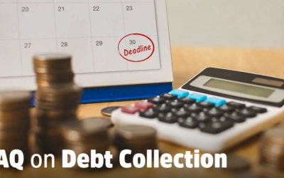Frequently asked questions on Debt Collection